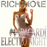 RICH MORE: BACARDI® ELECTRONIGHT 19/04/2014