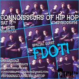 SKANDOUZ & Tom Foolery Beats - Connoisseurs Of Hip Hop 56 - FDOt1