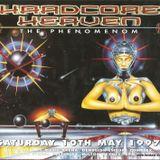 The Vibes & Livelee Show! at Hardcore Heaven - The Phenomenom