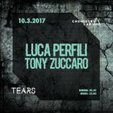 TEARS AT CHEMISTRY LAB - 10 03 2017 - Tony Zuccaro