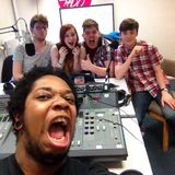 WOW What a show, full studio and plenty of banter