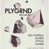 """Bassassination mix @ the Playground Records Fest / Location """"C'est"""", Palermo, Buenos Aires"""