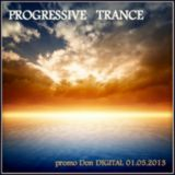 PROGRESSIVE TRANCE promo Don DIGITAL 01.05.2013