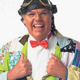 Sticks show with Roy  Chubby Brown