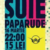 Warm-up set Suie Paparude @CTRL 16032012