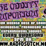 Radio Sutch: The Oddity Emporium 3rd October 2013