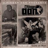 12 FINGER DAN Best of Series Vol. 68 (SUNZ OF MAN)