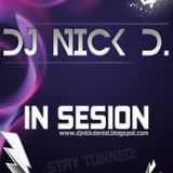 The Mission Live Session by Dj Nick D.
