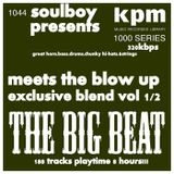 the kpm 1000 series&blow up exclusive blend/3