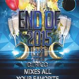 End of 2015 Dance Mix Part One
