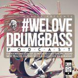 Gunsta Presents #WeLoveDrum&Bass Podcast & Jurassic Guest Mix
