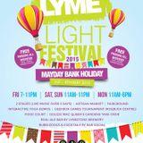 Pre Lymelight Festival warm ups featuring Gareth, Melody & Jon
