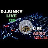 DJJUNKY HEATWAVE WEDNESDAY 2PM - 4PM ON @RTMRADIO_NET LIVE AUDIO VOL.14