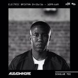 Scholar Tee @ Audiowhore - Electric Brixton 04.06.2016