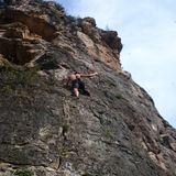 Sesion de la escalada