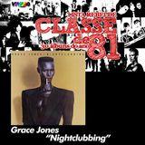 CLASSE DE 81 - Grace Jones
