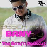BRNY - The Brny'n Podcast #14 - Beach Editon @ SpaceFM