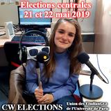 ELECTIONS CENTRALES - Union des Etudiant.e.s de l'Université de Paris /Interview de Camille Magois/