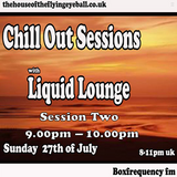Liquid Lounge - Chill Out Sessions July (Part Two) Box Frequency FM