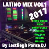 LESTLIEGH PONCE DJ - LATINO MIX 2017