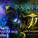 DJ Pathogment @ NOCTURNUMS 4th anniversary show