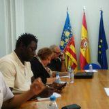 Felix Ebande, Intercultural  y Presidente Casa Camerun