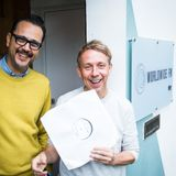 Gilles Peterson with Dimitri From Paris // 15-09-17