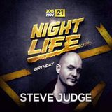 Steve Judge - Live @ Nightlife 1st Birthday Party at Symbol 2015.11.21
