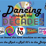 Dancing Through The Decades - Another journey through chart history!