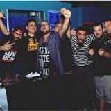 Audio Luv Messenger @ Zorro Club Zaragoza 11.09.15 ls Rudewagon Messi Pipen
