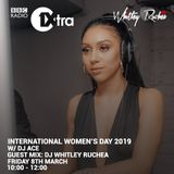 BBC 1Xtra guest mix - International Women's Day - 8th March 2019