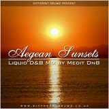 Medit DnB - Aegean Sunsets Liquid Drum & Bass Mix