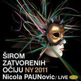 Nikola PAUNovic - Live On MTV Stage (NYE 2011)