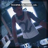 PETER TEMNITZER (Auge mal Beat) | TECHNO IM PARK #3