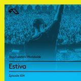 Anjunabeats Worldwide 654 with Estiva