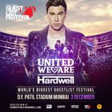 Hardwell - Live @ World's Biggest Guestlist Festival 2017