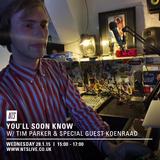 NTS 28/1/2015 w/ Special Guest Koenraad