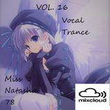 Vocal Trance Vol. 16 Miss Natasha78