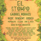Subsonic Music Festival 2016 - El Stompo Stage - Bass To Pain Converter