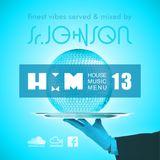 House Music Menu #13
