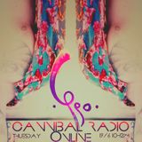 Cannibal Radio Set 19/6 Online Radio