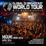 Global DJ Broadcast Apr 03 2014 - World Tour: Miami