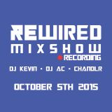 Rewired Mixshow - October 2015
