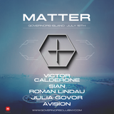 Victor Calderone - Live @ Matter Party At Governors Club, NYC 16.07.2016