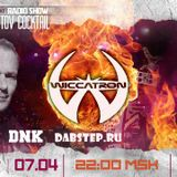 Molotov Cocktail #025 – Wiccatron [DNK] guest mix (07.04.2016)