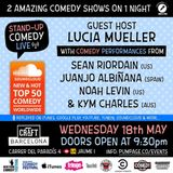 Stand-up Comedy Live! Ep 02: English Live Stand-up Comedy in Barcelona