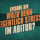"""Wozu denn eigentlich Stress im Abitur?"" - UKWlativ XIV"