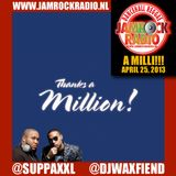 JAMROCK RADIO APR 25, 2013: A MILLI!!!