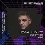 Om Unit (Cosmic Bridge, Library Music, Exit Records) @ Reprezent Radio 107.3 FM - Ldn (16.04.2019)