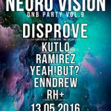 Neuro Vision 9 with DISPROVE minimix